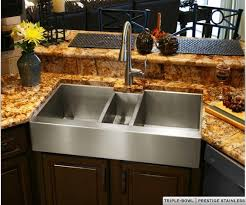 farm apron sinks kitchens copper and stainless steel farmhouse sinks havens metal