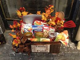 gift basket ideas for raffle how to thanksgiving gift baskets stayglam