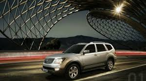 suv kia 2008 kia borrego mohave launched in korea