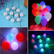wind spinners with led lights 10 pcs coloured led lighting balloon lights mini rgb noctilucent