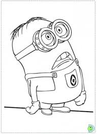 minions despicable printable coloring pages free coloring