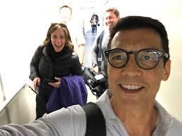 david ono abc7com david ono on twitter hopping on a plane with abc7brandi heading