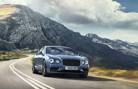 custom bentley 4 door flying spur w12 s is first bentley 4 door to exceed 200 mph