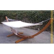 supporto per amaca amaca con supporto legno beige sirc101195005