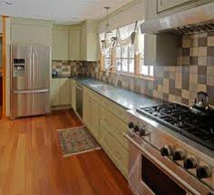 Galley Kitchen With Island Layout 20 Dreamy Kitchen Islands Island Kitchen Hgtv And Kitchens