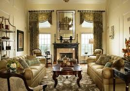 Family Room Decorating Ideas with Traditional Style Touch