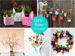 easy craft ideas for home decor 12 very easy and cheap diy home decor ideas
