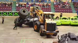monster truck show lubbock tx monster x tour 2016 youtube