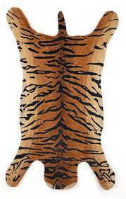 faux tiger skin rug photo u2013 home furniture ideas