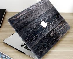 macbook pro case macbook pro 15 case vintage mac book skin wood grain macbook 11 air
