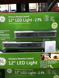 Wireless Under Cabinet Lighting With Remote by Wireless Under Cabinet Lighting Controlled By A Remote For
