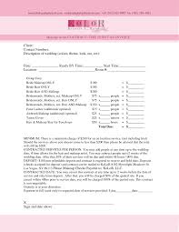 wedding contracts for makeup artists wedding makeup artist contract template 21gowedding