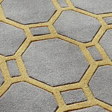 Yellow Rugs Yellow And Grey Rug Rugs Decoration