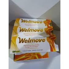 Obat Welmove welmove suplemen makanan persendian elevenia