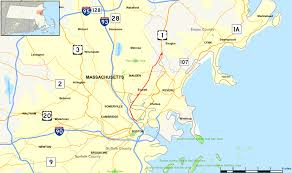 North End Boston Map by Massachusetts Route 99 Wikipedia