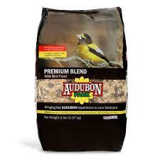 amazon com audubon park 12225 premium blend wild bird food 5