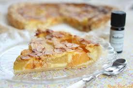 huile essentielle cuisine tarte abricot mangue et huile essentielle de petit grain