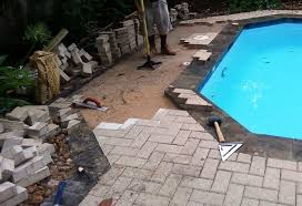 Pool Patio Decorating Ideas by Pool Patio Paver Designs Roselawnlutheran