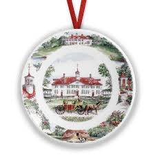 mount vernon plate ornament the shops at mount vernon