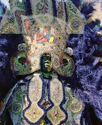 mardi gras suits the festive costumes of the new orleans mardi gras indians vogue