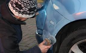to repair scratches and scuffs to car paintwork