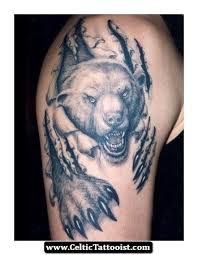 bear claw tattoo meaning the best bear 2017