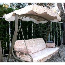 walmart courtyard creations replacement swing canopy garden winds