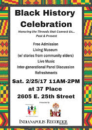 recorder hosts two events in honor of black history month news