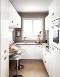 plan cuisine moderne decoration cuisine ilot