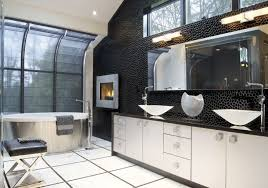 20 black and white bathroom designs decorating ideas design