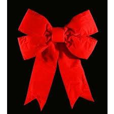 velvet bows velvet christmas bow