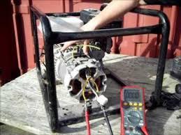 electricity generator brushless alternator testing generator