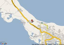 netherlands beaches map map of papagayo resort curacao