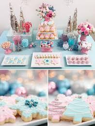 christmas dessert buffet vintage pastel christmas dessert table inspired by the lovely