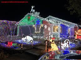 christmas light tour sacramento christmas lights holiday display at 8933 redwater dr antelope ca