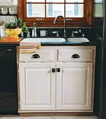country kitchen cabinet pulls image result for white cabinets with black knobs rental