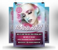 makeup artists needed makeup artist flyers templates flyer poster ps on professional
