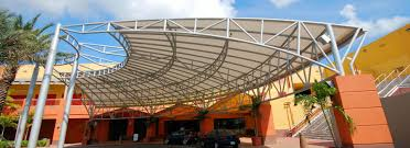 Industrial Awnings Canopies Miami Awning Company Shade Solutions Since 1929