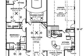 9 rustic single story open floor plans single storey house plans