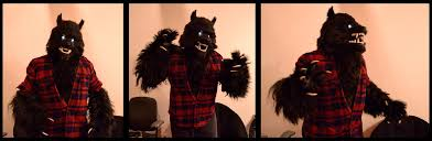 Werewolf Costume Werewolf Costume 2015 By Howlitzer On Deviantart