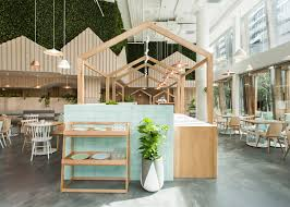 booths with pitched roofs added to restaurant kitty burns