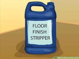 how to and wax a floor with pictures wikihow