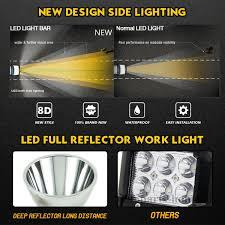 How To Make Led Light Bar by Amazon Com Led Light Bar 4