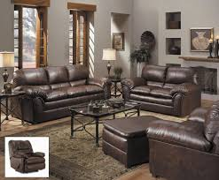 furniture perfect leather living room sofa for gray living room