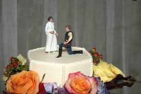 nerdy wedding cake toppers wars wedding cake toppers choice image wedding dress