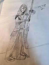 jedi temple guard sketch star wars amino