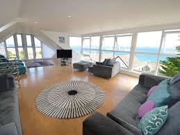 St Ives Beach House Blue Rock Stunning Sea Views Close To The Centre Of St Ives