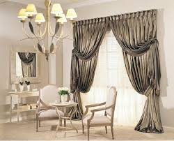 choose some cheerful curtain designs for modern living rooms