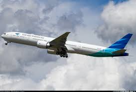 Garuda Indonesia Boeing 777 3u3 Er Garuda Indonesia Aviation Photo 2260962