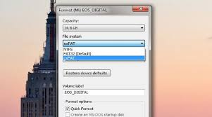 format exfat partition ubuntu fat32 vs ntfs vs exfat difference between three file systems